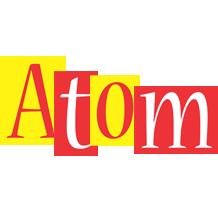 Atom errors logo