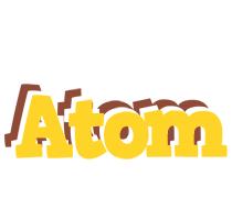 Atom hotcup logo