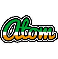 Atom ireland logo