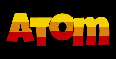 Atom jungle logo