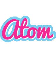 Atom popstar logo