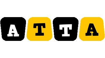 Atta boots logo