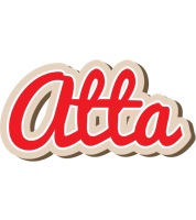 Atta chocolate logo