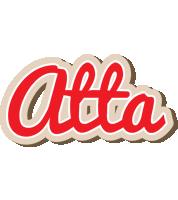 Atta chocolate logo