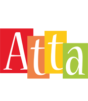 Atta colors logo
