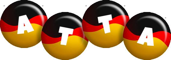 Atta german logo