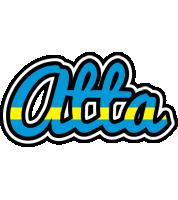 Atta sweden logo