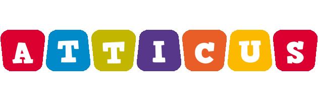 Atticus daycare logo
