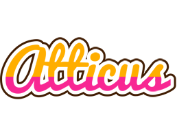 Atticus smoothie logo
