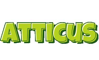 Atticus summer logo