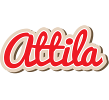 Attila chocolate logo