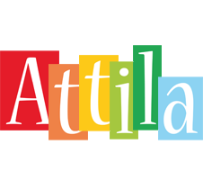 Attila colors logo