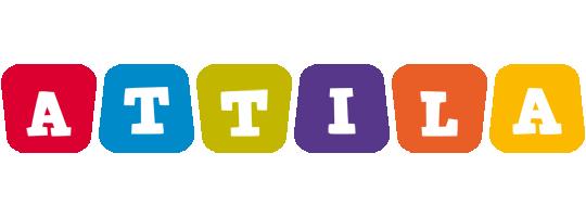 Attila daycare logo