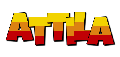 Attila jungle logo