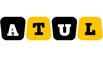 Atul boots logo