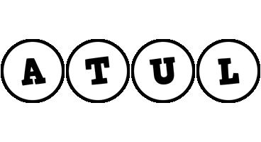 Atul handy logo