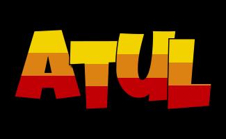 Atul jungle logo