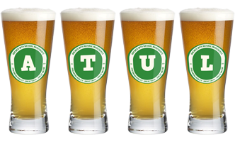 Atul lager logo