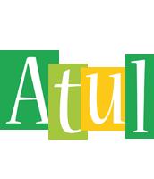Atul lemonade logo