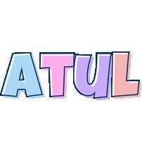 Atul pastel logo