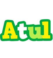 Atul soccer logo