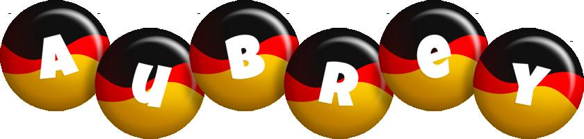 Aubrey german logo