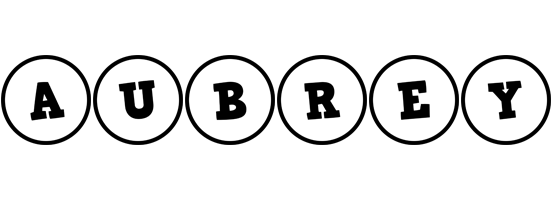 Aubrey handy logo