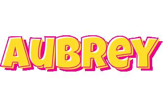 Aubrey kaboom logo
