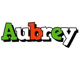 Aubrey venezia logo