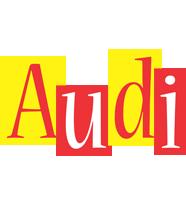 Audi errors logo