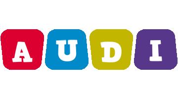 Audi kiddo logo