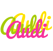 Audi sweets logo