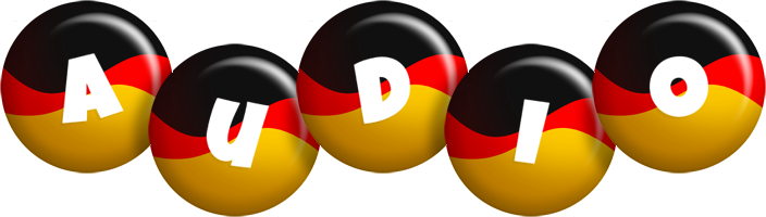 Audio german logo