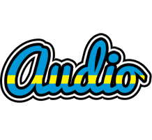 Audio sweden logo