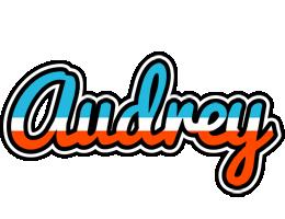 Audrey america logo