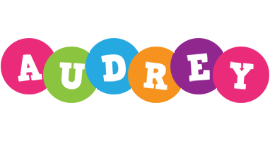 Audrey friends logo