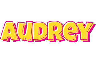 Audrey kaboom logo