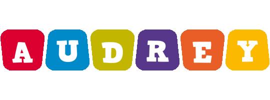 Audrey kiddo logo