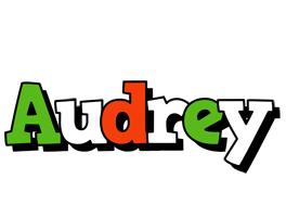 Audrey venezia logo