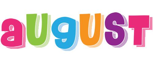 August friday logo