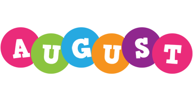 August friends logo