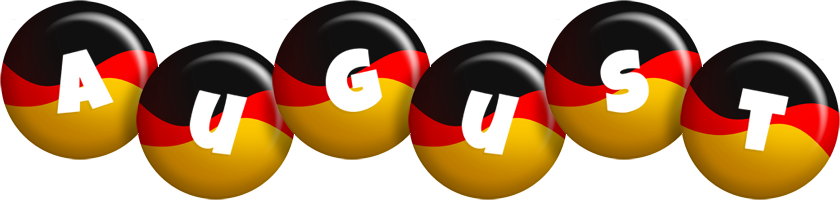 August german logo