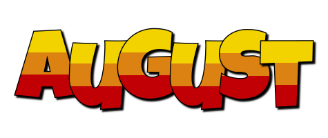 August jungle logo