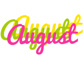 August sweets logo