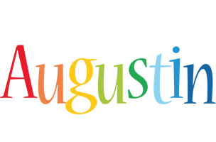 Augustin birthday logo