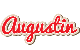 Augustin chocolate logo