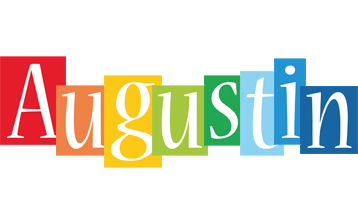 Augustin colors logo