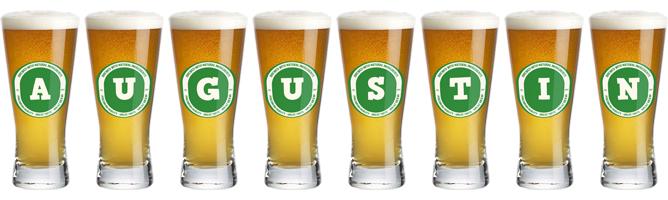 Augustin lager logo