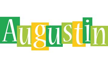 Augustin lemonade logo