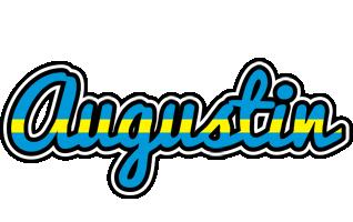 Augustin sweden logo